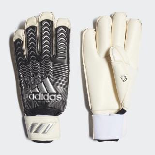 Вратарские перчатки Classic Pro Fingertip White / Black / Silver Metallic FH7298