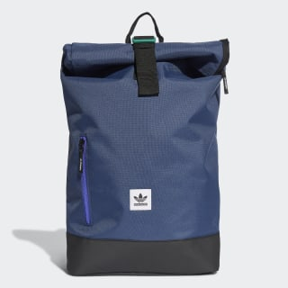 Mochila Premium Essentials Roll-Top Tech Indigo FN1477