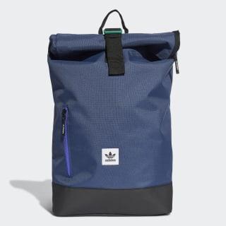 Premium Essentials Roll Top Rucksack Tech Indigo FN1477