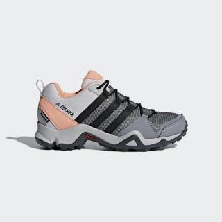 TERREX AX2 Climaproof Schuh Grey Two / Core Black / Chalk Coral CM7474
