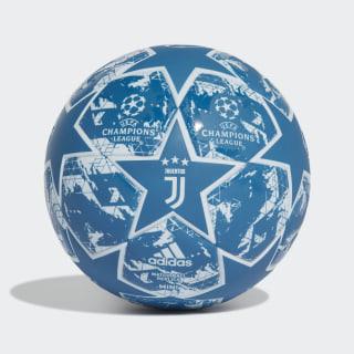 Minibola Finale 19 Juventus Unity Blue / Aero Blue DY2540
