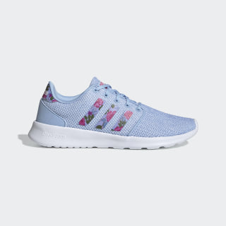 Tenis QT Racer Glow Blue / Cloud White / Real Pink EF0045