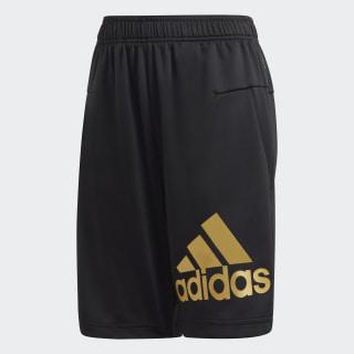 Gold Shorts Black / Matte Gold ED5780