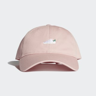 Gorra Stan Smith Pink Spirit / White ED8062