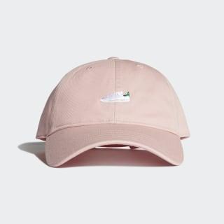 Kšiltovka Stan Smith Pink Spirit / White ED8062