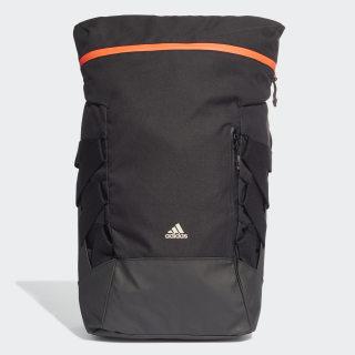 4CMTE Pro Backpack Black / Solar Red / White FJ6604