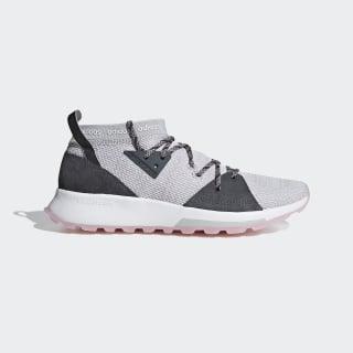 Quesa Shoes Grey / Grey / True Pink F34616