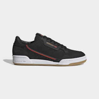 Originals x TfL Continental 80 Shoes Core Black / Grey Six / Gum 3 EE7270