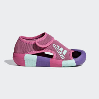 AltaVenture Sandalet Semi Solar Pink / Active Purple / Clear Mint D97198