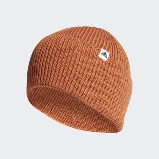 Шапка-бини Merino Wool tech copper / white / black DZ8929