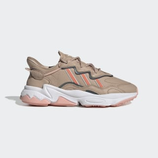 OZWEEGO Shoes Ash Pearl / Semi Coral / Cloud White EE7017