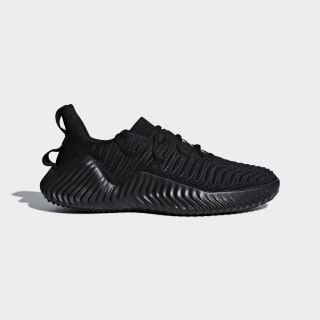 Alphabounce Trainer Shoes Core Black / Core Black / Silver Metallic AQ0609
