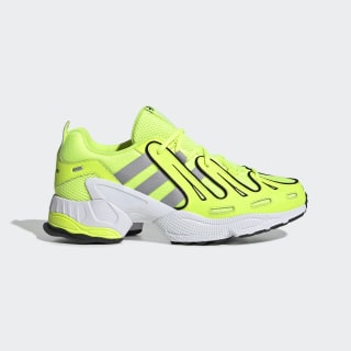 EQT Gazelle Shoes Solar Yellow / Silver Met. / Core Black EE4773