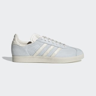 Gazelle Shoes Blue Tint / Chalk White / Chalk White EE5547