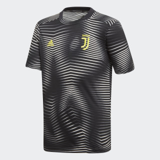 Juventus Home Pre-Match Jersey Black / White DP2893