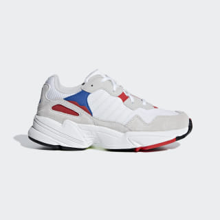 Yung-96 Schuh Beige / Crystal White / Active Red F35271