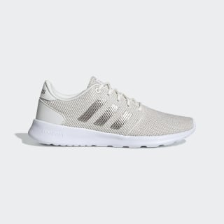 QT Racer Shoes Cloud White / Platin Met. / Raw White EE8088