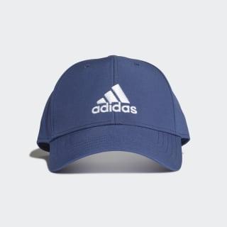 Beyzbol Şapkası Tech Indigo / Tech Indigo / White FK0901