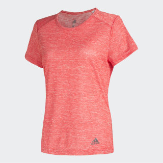Camiseta Run REAL CORAL S18/BLACK CV3764
