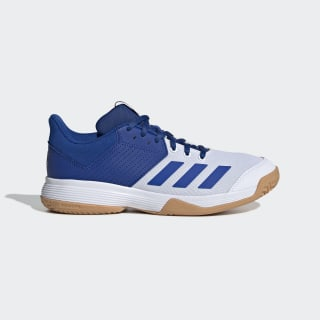 Tenis Ligra 6 Cloud White / Collegiate Royal / Gum F35712