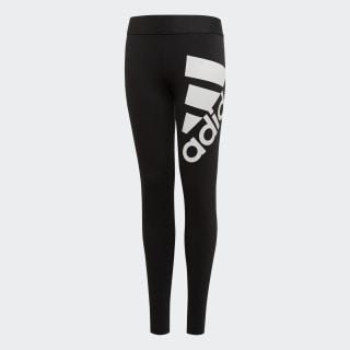 Must Haves Badge of Sport Legging Black / White ED4615