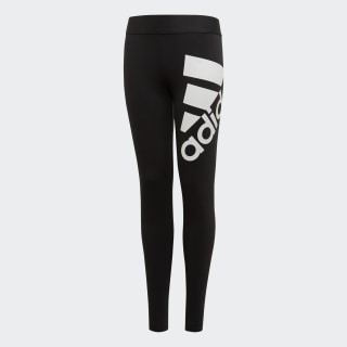Must Haves Badge of Sport Tight Black / White ED4615
