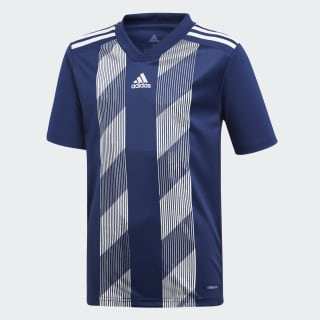 Striped 19 Jersey Dark Blue / White DU4397
