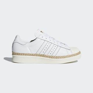 Tenis Superstar 80s New Bold FTWR WHITE/FTWR WHITE/OFF WHITE DA9573