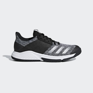 Crazyflight Team Shoes Core Black / Silver Metallic / Cloud White CP8895