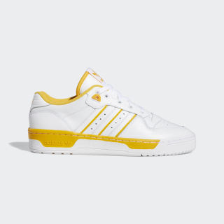 Rivalry Low Shoes Cloud White / Cloud White / Active Gold EE4656
