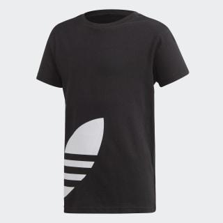 Camiseta Gran Trifolio Black / White FM5641