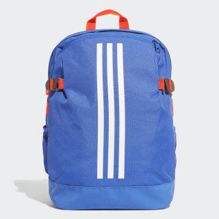 Mochila 3-Stripes Power Medium Bold Blue / Bold Blue / White DY1970