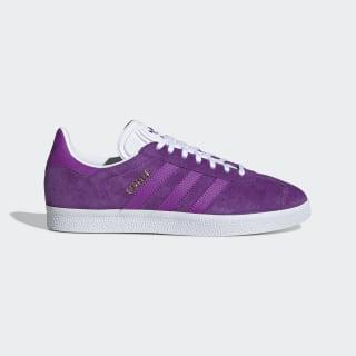 Gazelle Shoes Active Purple / Shock Purple / Cloud White EE5537