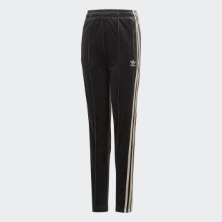 PANTS (1/1) J ZBR PANTS BLACK/CLEAR BROWN D98910