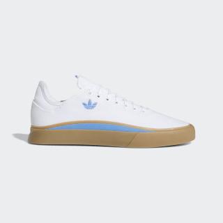Tenis Vulcanizados Low Sabalo ftwr white/real blue/GUM4 EE6095