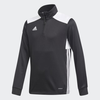 Regista 18 Training Top Black / White CZ8654