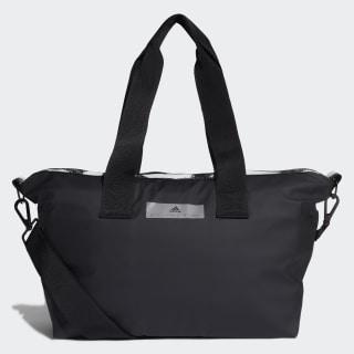 Maletas Para Entrenamiento Studio Bag S Black / Black / White DZ6826
