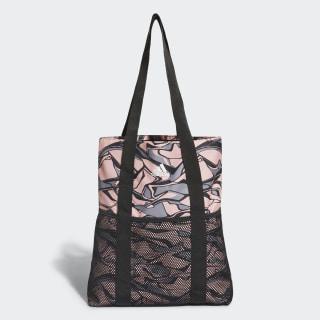 Bolso Shopper Graphic Clear Orange / Grey Three / Black CZ5884