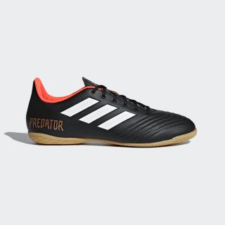 Chuteira Predator Tango 18.4 Futsal CORE BLACK/FTWR WHITE/SOLAR RED CP9275