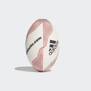 New Zealand Rugby Mini-Bal White / Black / Active Red / Legend Purple DN5542