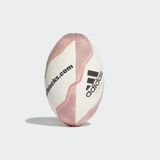 Piłka New Zealand Rugby Mini White / Black / Active Red / Legend Purple DN5542