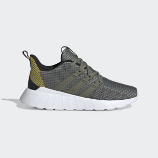 Questar Flow Shoes Grey Six / Legacy Green / Eqt Yellow EG3735