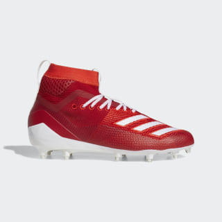 Adizero 8.0 SK Cleats Power Red / Cloud White / Active Red F35196