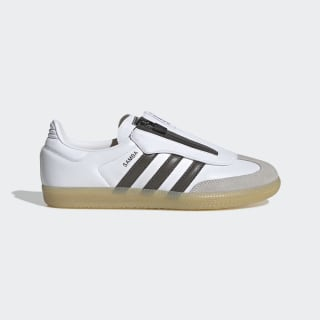 Samba OG LC Shoes Cloud White / Trace Grey Met. / Active Gold EE5462