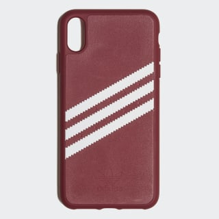 Molded Case iPhone X 6.5-Inch Collegiate Burgundy / White CL4874