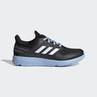 Zapatillas FortaFaito Core Black / Cloud White / Glow Blue EE7312