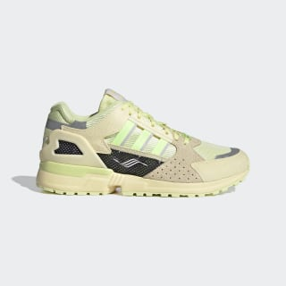 ZX 10,000 C Schuh Yellow Tint / Hi-Res Yellow / Easy Yellow FV3323