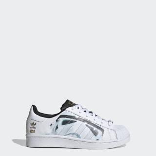 Superstar Star Wars Stormtrooper Shoes Cloud White / Cloud White / Core Black B23640