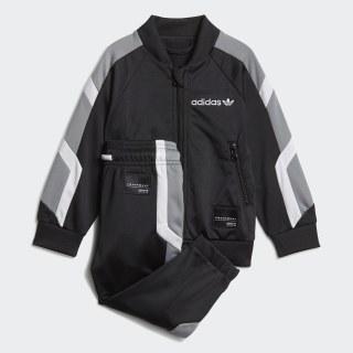 EQT Track Suit black / white / grey three f17 DH1355