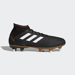 Scarpe da calcio Predator 18.3 Soft Ground Core Black / Ftwr White / Solar Red AH2316